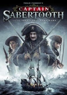 Captain Sabertooth and the Pirate's Treasure