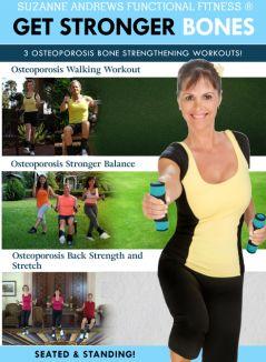 Suzanne Andrews: Functional Fitness - Get Stronger Bones