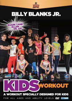 Billy Blanks Jr.: Dance It Out - Kids Workout