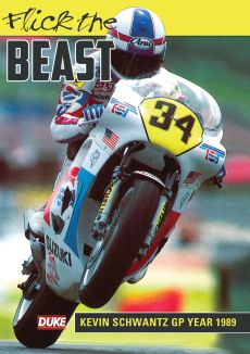 Flick the Beast: Kevin Schwantz - GP Year 1989