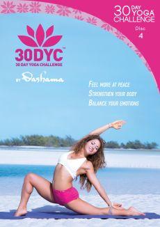 Dashama Konah Gordon: 30 Day Yoga Challenge - Disc 4