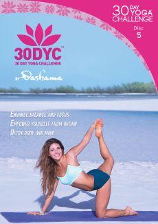 Dashama Konah Gordon: 30 Day Yoga Challenge - Disc 5