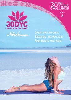 Dashama Konah Gordon: 30 Day Yoga Challenge - Disc 6