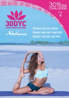 Dashama Konah Gordon: 30 Day Yoga Challenge - Disc 8