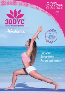 Dashama Konah Gordon: 30 Day Yoga Challenge - Disc 1