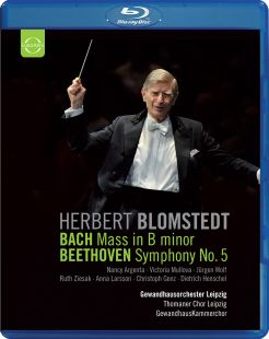 Herbert Blomstedt: Bach Mass in B Minor/Beethoven Sympony No. 5