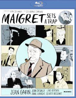 Maigret tend un Piege