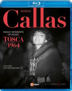 Maria Callas: Magic Moments of Music - Tosca 1964