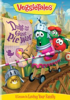 VeggieTales : Duke and the Great Pie War