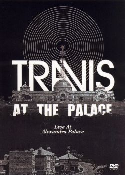 Travis - Live at Alexandra affiche