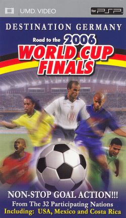 Road to the 2006 World Cup Finals: Destination Germany