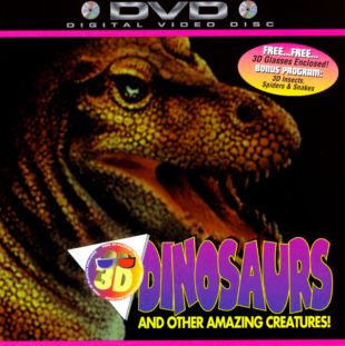 3D Dinosaurs & Other Amazing Creatures