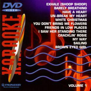 Karaoke: Favorites, Vol. 1