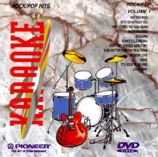 Karaoke: Rock/Pop Hits, Vol. 1