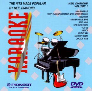 Karaoke: Hits Made Popular By Neil Diamond, Vol. 1