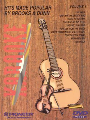 Karaoke: Hits Made Popular By Brooks & Dunn, Vol. 1