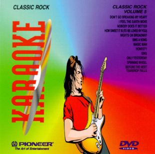 Karaoke: Classic Rock, Vol. 5
