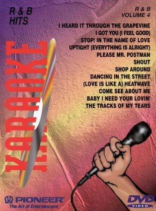 Karaoke: R & B Hits, Vol. 4