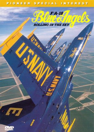 Blue Angels: Rolling in the Sky
