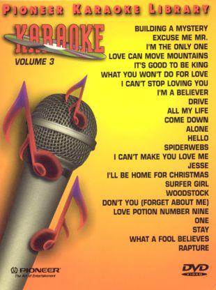 Pioneer Karaoke Library, Vol. 3