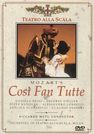 Cosi Fan Tutte (Teatro alla Scalia)