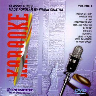 Karaoke: Hits Made Popular By Frank Sinatra, Vol. 1