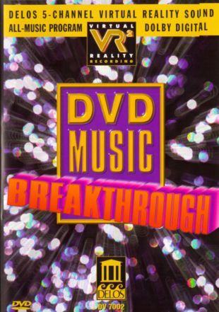 DVD Music Breakthrough