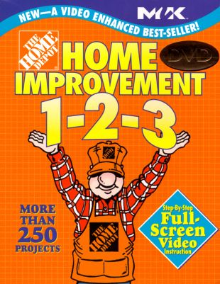 Home Depot Home Improvement 1-2-3