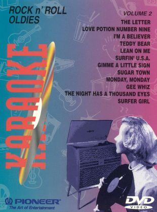 Karaoke: Rock n' Roll Oldies, Vol. 2