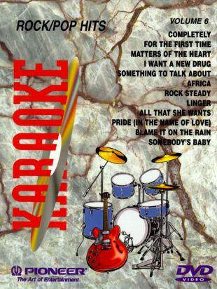 Karaoke: Rock/Pop Hits, Vol. 6 - Rock and Roll Favorites
