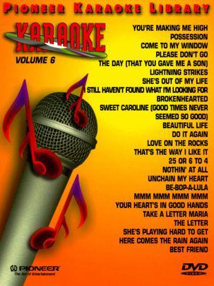 Pioneer Karaoke Library, Vol. 6