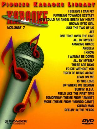 Pioneer Karaoke Library, Vol. 7