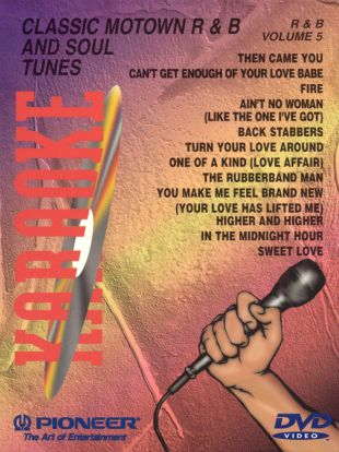 Karaoke: R & B, Vol. 5 - Classic Motown R&B and Soul Hits
