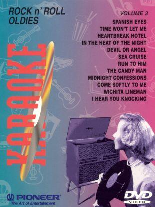 Karaoke: Rock n' Roll Oldies, Vol. 3