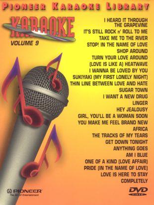 Pioneer Karaoke Library, Vol. 9