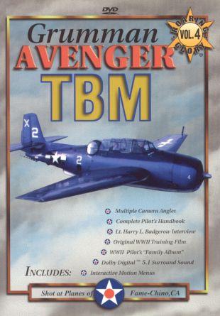 Roaring Glory Warbirds: Grumman TBM Avenger