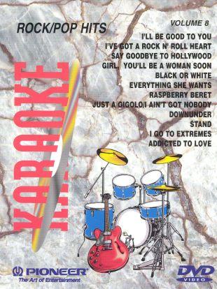Karaoke: Rock/Pop Hits, Vol. 8