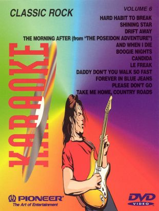 Karaoke: Classic Rock, Vol. 6