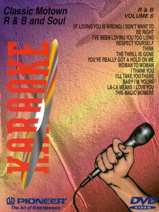 Karaoke: R & B, Vol. 6 - Classic R&B and Motown