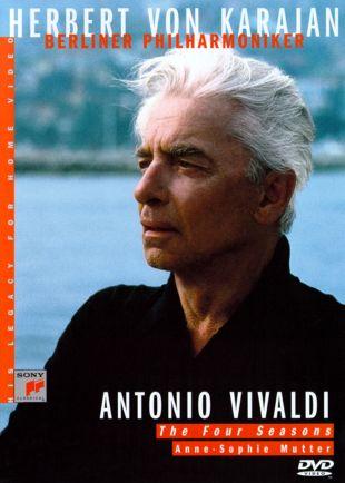 Herbert Von Karajan - His Legacy for Home Video: Vivaldi - The Four Seasons