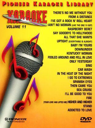 Pioneer Karaoke Library, Vol. 11