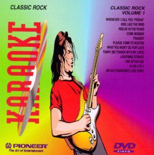 Karaoke: Classic Rock, Vol. 1