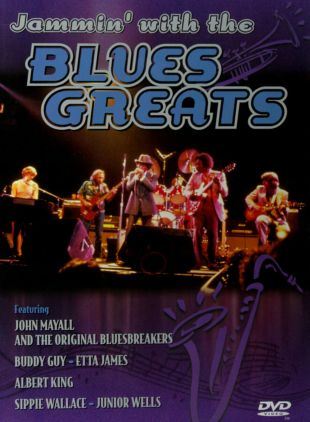 Jammin' With the Blues Greats