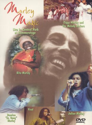 Marley Magic: Tribute to Bob Marley
