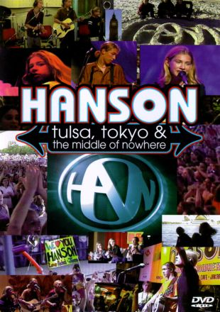 Hanson: Tulsa, Tokyo & In the Middle of Nowhere