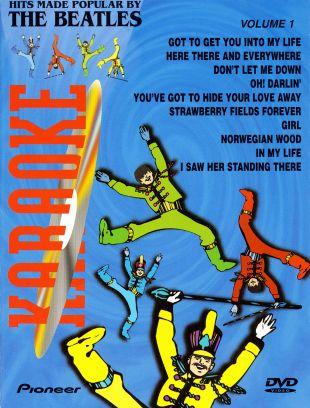 Karaoke: Hits Made Popular by the Beatles, Vol. 1
