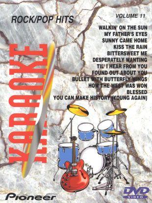 Karaoke: Rock/Pop Hits, Vol. 11