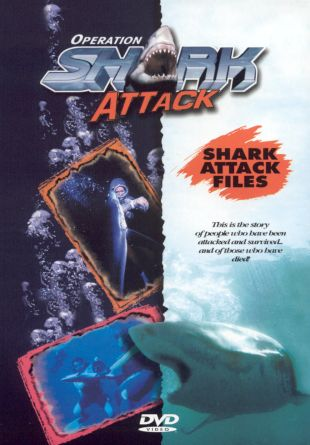 Operation Shark Attack, Vol. 2: Shark Attack Files