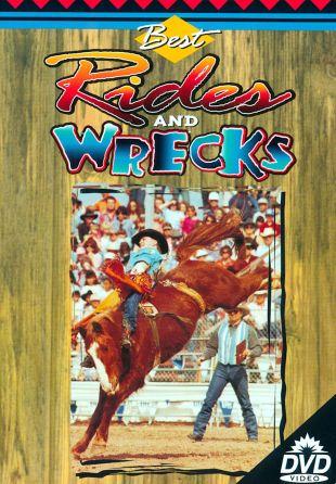 Rodeo Action 3: Best Rides & Wrecks