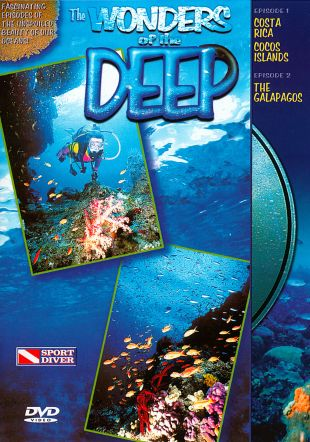 Wonders of the Deep: Costa Rica (Cocos Islands) & The Galapagos